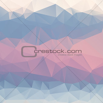 Abstract background polygon. Geometric backdrop.j