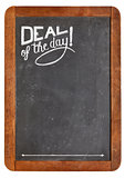 deal of the day on blackboard