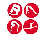 four gymnast