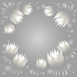 Fairy glowing lotus card