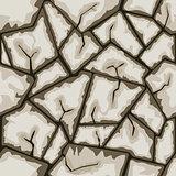 Stone seamless pattern