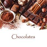 Chocolates.