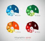 Infographcs design template