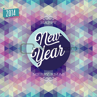 """New Year"" Poster."