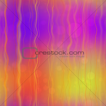Abstract seamless background. Underwater plant.