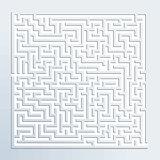 dimensional maze