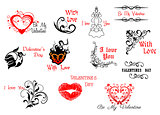 Valentine's Day headers and scripts