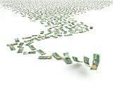 Falling Australian Dollar