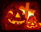 Halloween in the hell