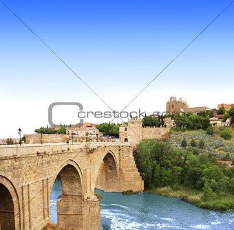 Bridge of Toledo, Spain