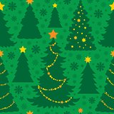 Christmas seamless background 5