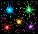 Fireworks theme image 2