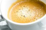 Espresso closeup