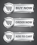 Commercial buttons