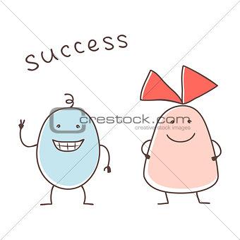 successful pair
