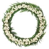 Hawthorn Blossom Wreath