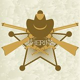 Sheriffs badge-3