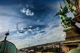 Angel of Berliner Dom