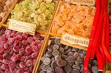 Fruit  jelly candy
