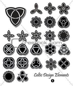 Celtic Symbols and Design Elements