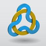 3D Celtic Design