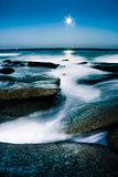 Australian coast landscape