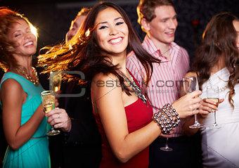 At celebration