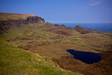 Scenery on Isle of Skye