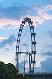 Ferris wheel - Singapore Flyer