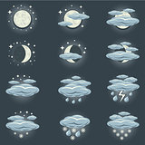 night weather icon