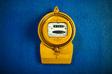 Golden electric meter