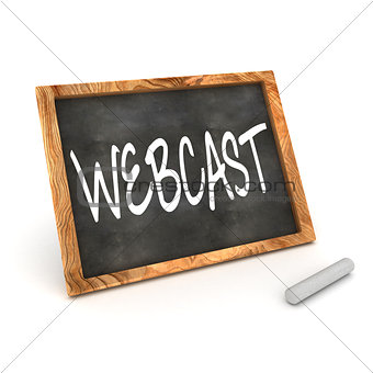 Blackboard Webcast