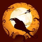 Halloween - Crow