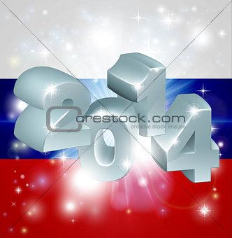 2014 Russian flag