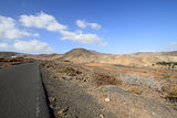 On the road (Fuerteventura - Spain)