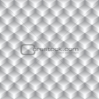 Abstract seamless simple geometric texture - vector gray boxes