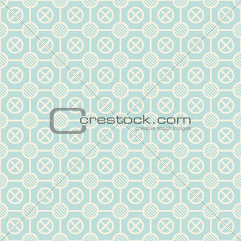 Abstract graphic vector pattern in pale colors