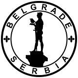 Stamp-Belgrade-Serbia