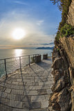 Via dell amor of Cinque Terre