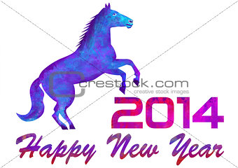 2014 year of a horse