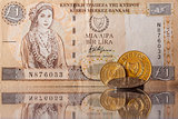 Different old money of Cyprus