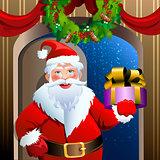 Santa delivery service