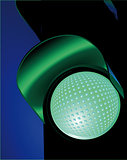 traffic lights green