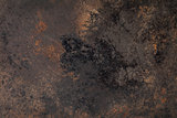 rusty grunge iron texture background