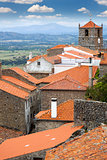 European small town / Monsanto / Portugal