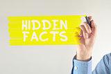 Hidden facts