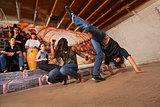Capoeira Performers
