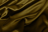 Golden Silk Background