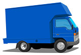 Blue Truck Movers