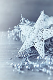 White Christmas Star